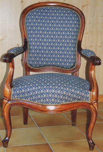 art et d co du si ge style louis philippe. Black Bedroom Furniture Sets. Home Design Ideas